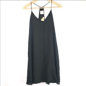 NEW Nymph Black Camisole Swing Dress